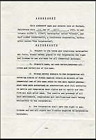 BNPS.co.uk (01202 558833)<br /> Pic: ProfilesinHistory/BNPS<br /> <br /> A legal licence for the use of the Disney name for future Disney ventures.<br /> <br /> Two signed Walt Disney documents of enormous historical significance are up for auction and are expected to fetch more than &pound;100,000 between them.<br /> <br /> The animator's will is valued at $60,000 (&pound;48,350), while a legal licence for the use of the Disney name for future Disney ventures is valued at $80,000 (&pound;64,470). <br /> <br /> The prized documents, which are both signed by Disney, will be auctioned off in Los Angeles on Friday.