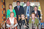 CHRISTMAS DINNER: Members of Meadowlands Community Association committee enjoying their Christmas dinner at the Meadowlands Hotel on Sunday seated l-r: U?na Buckley, Joan O'Connor and Emer Mullaney. Back l-r: Ann McKenna, Kevin Lynch (Chairperson) and Pat Tangney.   Copyright Kerry's Eye 2008