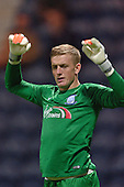25/08/2015 Capital One Cup, Second Round Preston North End v Watford<br /> Jordan Pickford