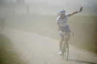 111th Paris-Roubaix 2013..David Boucher (FRA)