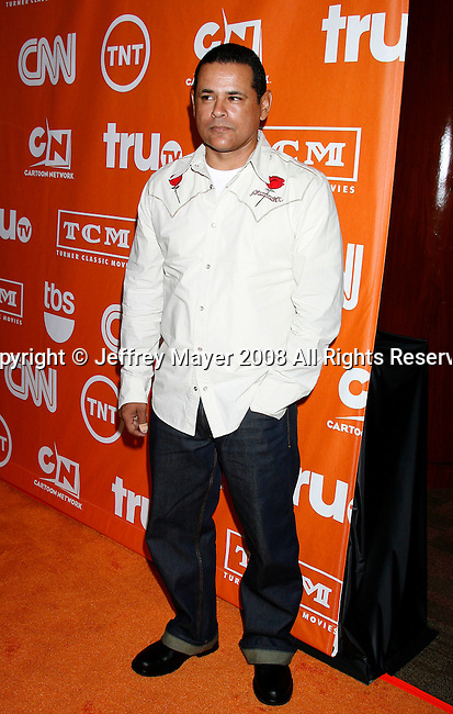 Actor Raymond Cruz arrives at the Turner Broadcasting TCA Party at The Oasis Courtyard at The Beverly Hilton Hotel on July 11, 2008 in Beverly Hills, California.