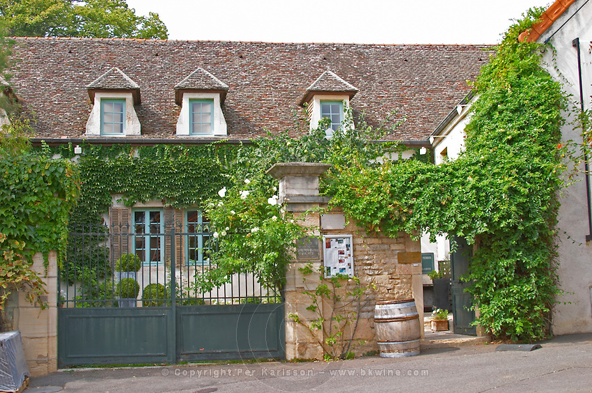 Domaine Louise Perrin. Aloxe-Corton village, Cote de Beaune, d'Or, Burgundy, France