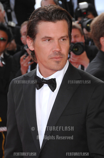 "Josh Brolin at screening for ""No Country for Old Men"" at the 60th Annual International Film Festival de Cannes. .May 19, 2007  Cannes, France..© 2007 Paul Smith / Featureflash"