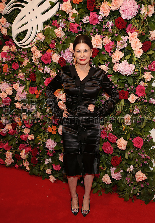 Jane Badler attends The American Theatre Wing's 2019 Gala at Cipriani 42nd Street on September 16, 2019 in New York City.