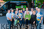 Launch of ROKCC in The Laurels, Killarney last Monday. Pictured are l-r John Rice, Denis Cronin, Brite Heagerty, Brian Sheehan, Garry Galvin, Vera O'Leary, Brendan Foley, Brendan Coffey, Maria O'Leary, Angi McNulty, Tony Darmody, Timo O'Brien and Con Cremin
