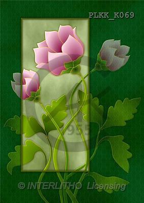 Kris, FLOWERS, paintings(PLKKK069,#F#) Blumen, flores, illustrations, pinturas ,everyday