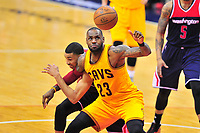 NBA - Washington Wizards vs. Cleveland Cavaliers, February 17, 2017