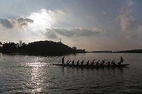 Dragon Boat Races, Mercer Lake County Park, New Jersey