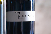 Priora, Priorat Priorato. Vinyes Mas Romani. Spain Europe. Bottle.