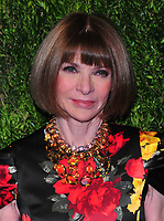 NEW YORK, NY - November 5: Anna Wintour attends FDA / Vogue Fashion Fund 15th Anniversary event at Brooklyn Navy Yard on November 5, 2018 in Brooklyn, New York <br /> CAP/MPI/PAL<br /> &copy;PAL/MPI/Capital Pictures