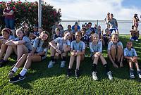 Boyds, MD. - Saturday, June 24 2017:  Fans during a regular season National Women's Soccer League (NWSL) match between the Washington Spirit and the Portland Thorns FC at Maureen Hendricks Field, Maryland SoccerPlex.<br />  The Washington Spirit defeated the Portland Thorns FC 1-0.