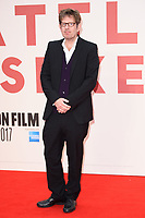 "producer, Chris Colson<br /> arriving for the London Film Festival 2017 screening of ""Battle of the Sexes"" at the Odeon Leicester Square, London<br /> <br /> <br /> ©Ash Knotek  D3322  07/10/2017"