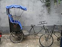 Hutong Vignette