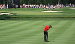 Ryo Ishikawa (JAP) playing into the 3rd green on day 1of the World Golf Championship Bridgestone Invitational, from Firestone Country Club, Akron, Ohio. 4/8/11.Picture Fran Caffrey www.golffile.ie