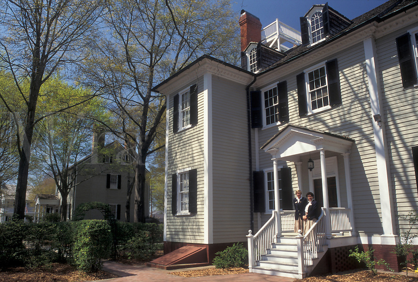 New Bern, NC, North Carolina, Dixon-Stevenson House in New Bern.