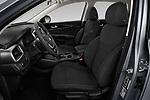 Front seat view of 2020 KIA Sorento S-V6 5 Door SUV Front Seat  car photos