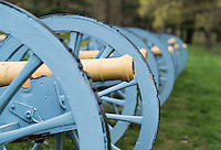 Cannon at Valley Forge National Historic Park, Pennsylvania, USA
