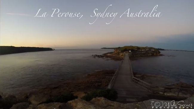 In May 2014 we purchased the GoPro Hero 3+ Black Edition. One of the first projects we did was a timelapse at La Perouse.  This is the result. http://www.youtube.com/watch?v=6rbK0KcyCf0&feature=youtu.be