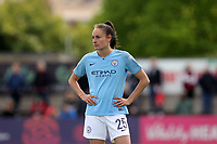 Tessa Wullaert of Manchester City Women during Arsenal Women vs Manchester City Women, FA Women's Super League Football at Meadow Park on 11th May 2019