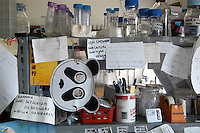 - Università di Milano, dipartimento di Scienze Biomolecolari e Biotecnologie, laboratori di ricerca....- University of Milan, department of Biomolecular Sciences and Biotechnology, search laboratories
