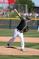 Ryan Madson - Oakland Athletics 2016 spring training (Bill Mitchell)