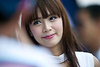 2016 FIM Superbike World Championship, Round 02, Buriram, Thailand, 16-19 March 2016, Girl