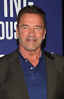 New York, NY- September 20: Arnold Schwarzenegger attends National Geographic's 'Years Of Living Dangerously' new season world premiere at the American Museum of Natural History on September 21, 2016 in New York City.@John Palmer / Media Punch