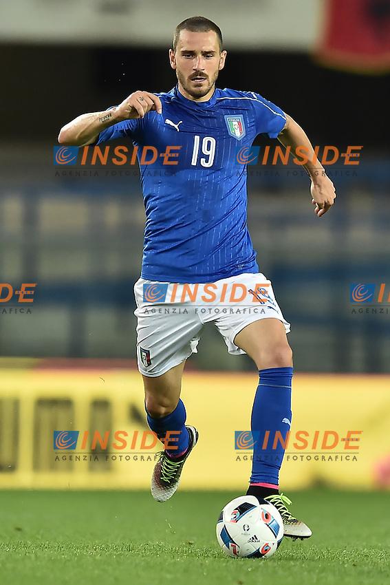 Leonardo Bonucci Italia <br /> Verona 06-06-2016 Stadio Bentegodi Football Friendly Match Italia - Finlandia / Italy - Finland . Foto Andrea Staccioli / Insidefoto