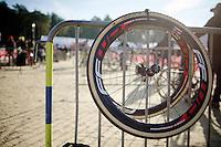 wheels at the ready<br /> <br /> U23 race<br /> Krawatencross <br /> bpost bank trofee 2015