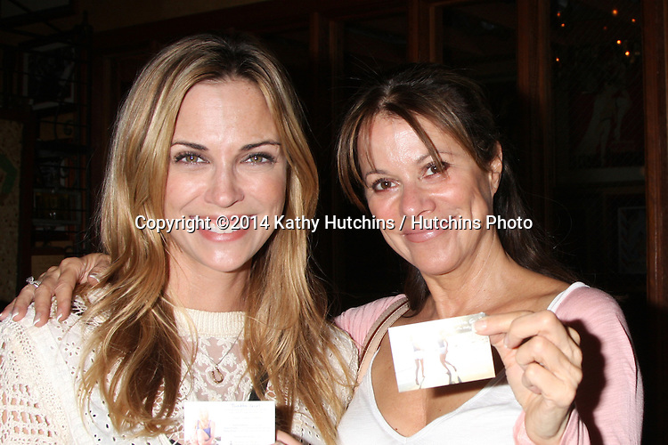 LOS ANGELES - AUG 1:  Kelly Sullivan, Nancy Lee Grahn at the William deVry Fan Club Event at the California Canteen on August 1, 2014 in Los Angeles, CA