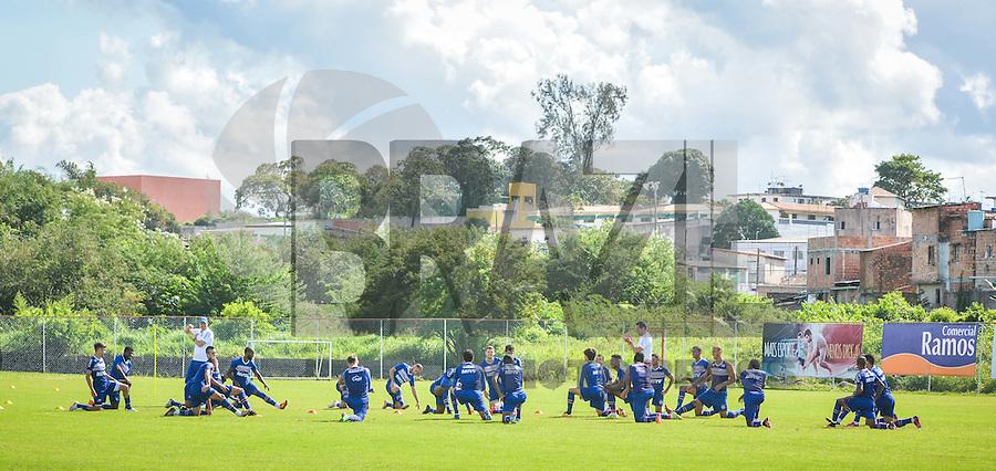 SALVADOR, BA, 22.07.2016 - FUTEBOL-BAHIA - Treino do Bahia realizado no CT Fazendão em Salvador nesta sexta-feira, 22. (Foto: Jéssica Santana/Brazil Photo Press)