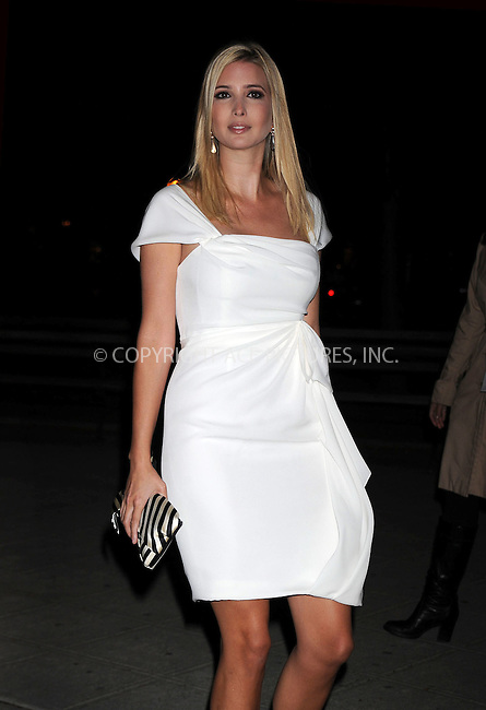 WWW.ACEPIXS.COM . . . . . ....April 21 2009, New York City....Ivanka Trump arriving at the Vanity Fair party for the 2009 Tribeca Film Festival at the State Supreme Courthouse on April 21, 2009 in New York City.....Please byline: KRISTIN CALLAHAN - ACEPIXS.COM.. . . . . . ..Ace Pictures, Inc:  ..tel: (212) 243 8787 or (646) 769 0430..e-mail: info@acepixs.com..web: http://www.acepixs.com