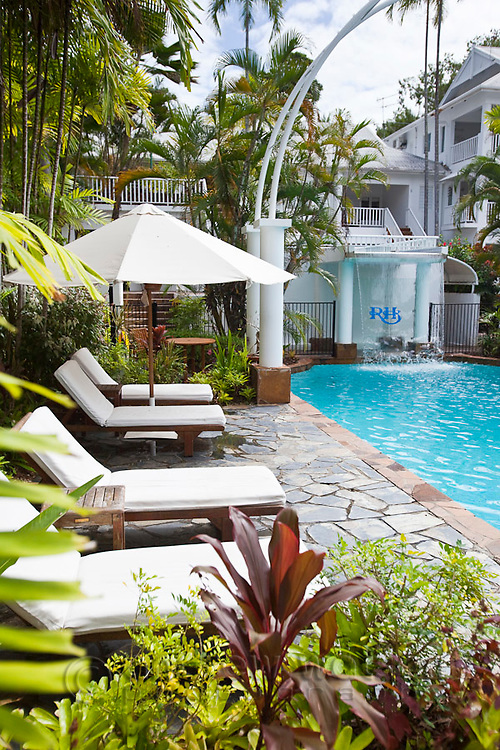 The Sebel Reef House and Spa.  Palm Cove, Cairns, Queensland, Australia