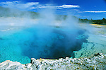 Lower Geyser Basin, Yellowstone NP, Wyoming, USA