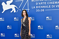 British actress Rebecca Hall attends a photocall of the jury of the 74th Venice Film Festival at Venice Lido, August 30, 2017. <br /> UPDATE IMAGES PRESS/Marilla Sicilia<br /> <br /> *** ONLY FRANCE AND GERMANY SALES ***