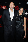 "HOLLYWOOD, CA. - November 19: Lisa Ling (R) and husband Dr. Paul Song arrive at the ""Ninja Assassin"" Los Angeles Premiere at the Grauman's Chinese Theatre on November 19, 2009 in Hollywood, California."