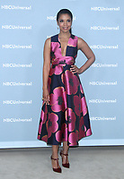 NEW YORK, NY - MAY 14: Susan Kelechi Watson at the 2018 NBCUniversal Upfront at Rockefeller Center in New York City on May 14, 2018. <br /> CAP/MPI/RW<br /> &copy;RW/MPI/Capital Pictures