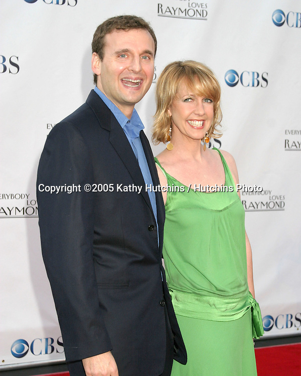 ".Wrap Party for ""Everybody Loves Raymond.Santa Monica, CA.April 28, 2005.©2005 Kathy Hutchins / Hutchins PhotoMonica Horan and Phil Rosenthal.Wrap Party for ""Everybody Loves Raymond.Santa Monica, CA.April 28, 2005.©2005 Kathy Hutchins / Hutchins Photo"