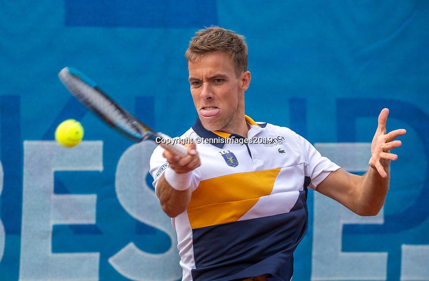 Zandvoort, Netherlands, 8 June, 2019, Tennis, Play-Offs Competition, Scott Griekspoor (NED)<br /> Photo: Henk Koster/tennisimages.com