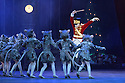 London, UK. 13.12.2016. English National Ballet presents NUTCRACKER, at the London Coliseum. Choreography by Wayne Eagling, based on a concept by Toer van Schayk and Wayne Eagling, music by Pyotr Ilyich Tchaikovsky, design by Peter Farmer, lighting by David Richardson. Picture shows: James Forbat (Nutcracker). Photograph © Jane Hobson.,