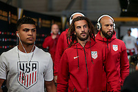 ,Glendale, AZ - June 25, 2016: The U.S. Men's National team take on Colombia in the Third Place match at the 2016 Copa America Centenario at University of Phoenix Stadium.