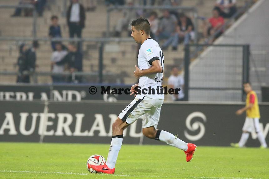 Slobodan Medojevic (Eintracht) - FSV Frankfurt vs. Eintracht Frankfurt, Frankfurter Volksbank Stadion