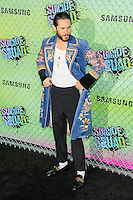 "01 August 2016 - New York, New York - Jared Leto. ""Suicide Squad"" World Premiere. Photo Credit: Mario Santoro/AdMedia"