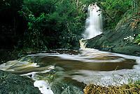 Reef Bay Waterfall<br /> Virgin Islands National Park<br /> St. John, US Virgin Islands