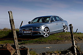 Audi A4 3.0 quattro V6 diesel - picture by Donald MacLeod 26.05.08