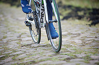 Paris-Roubaix 2013 RECON..dancing chain