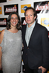 Steve Guttenburg attending the Broadway Opening Night Performance of 'Annie' at the Palace Theatre in New York City on 11/08/2012