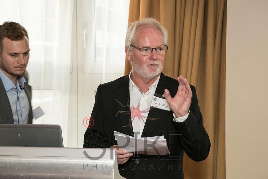 Mick Burrows of Nottingham Roosevelt Traffeling Society