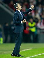 FC Barcelona's coach Ernesto Valverde during La Liga match. October 28,2017. (ALTERPHOTOS/Acero) /NortePhoto.com