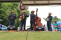 MEGAN DAVIS MCDONALD COUNTY PRESS/The Finley River Boys will return to entertain audience members with traditional bluegrass, country, and gospel performances on their stringed instruments.